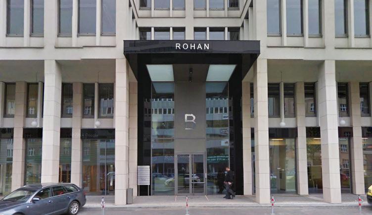 ROHAN BUSINESS CENTRE, Recepce B